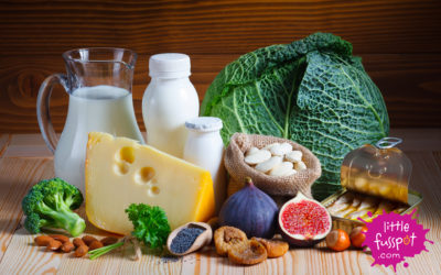 How to maintain calcium levels and be dairy free