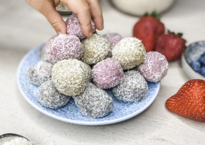 Fruity Bliss Balls